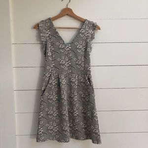 New Petite Anthropologie 00 Dress w/ pockets!